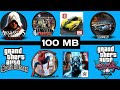 [100MB] DOWNLOAD ALL ANDROID GAMES HIGHLY COMPRESSED||BEST WEBSITE TO DOWNLOAD THESE GAMES