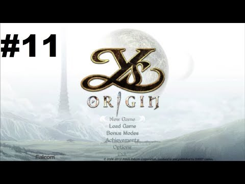Let's Play Ys Origin (All Paths) #11 - Absolute Power Corrupts Absolutely