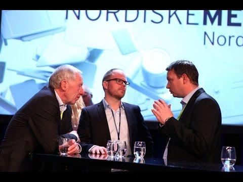 Pressekonferanse om MediaCity Bergen NMD 2014