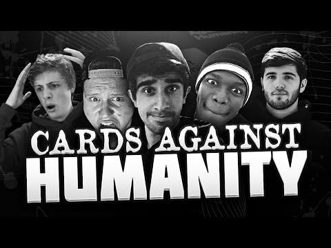 CARDS AGAINST HUMANITY #9 with Vikk, JJ, Harry, Josh & Ethan