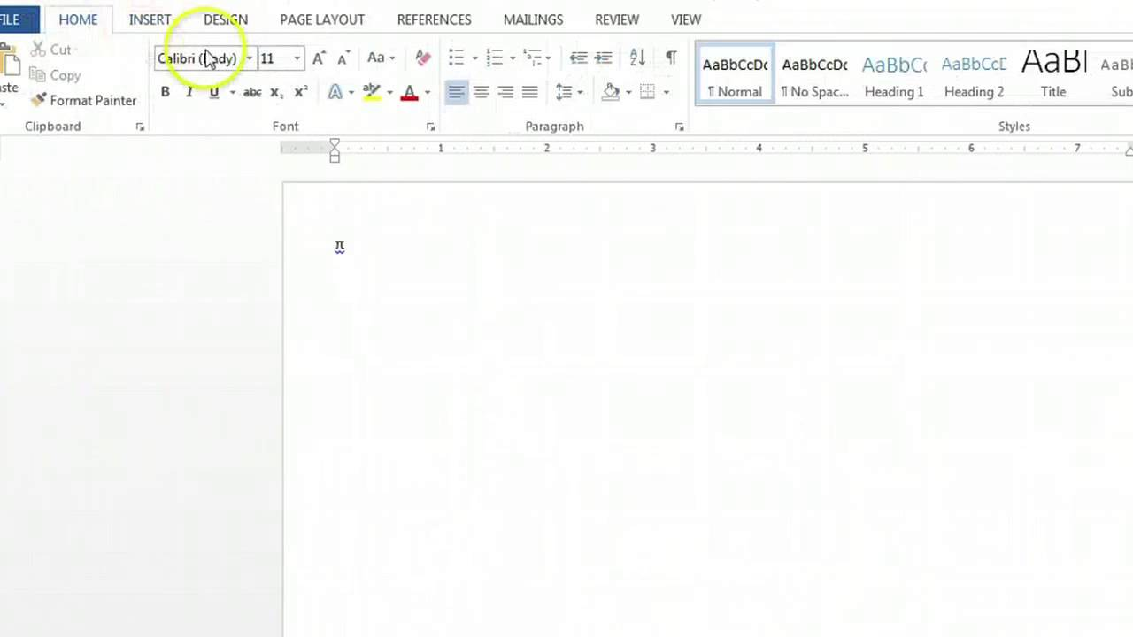 How To Get The Pi Symbol On Microsoft Word Microsoft Office Help