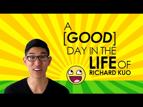 A [Good] Day In The Life Of Richard Kuo