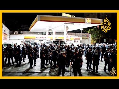 🇺🇸 احتجاجات دموية بأميركا على خلفية مقتل فلويد