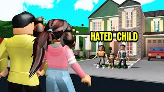 HATED Child Needed PARENTS.. We Changed Their LIFE! (Roblox Bloxburg)
