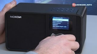 DAB+ en internetradio's van Noxon en Medion - Hardware.Info TV (Dutch)