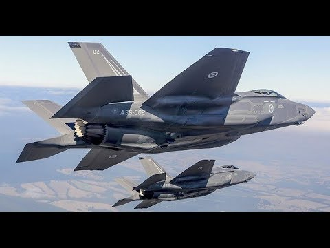 Israeli Stealth IAF F-35 Fighters Fly Over Iran even targeted locations Undetected