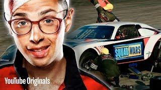 Girl Code Vs. Madd Chadd & Poppin John • NASCAR Pit Crew(, 2017-02-09T15:59:46.000Z)