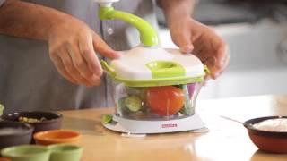 Master Slicer Israeli And Mediterranean Salad Recipe