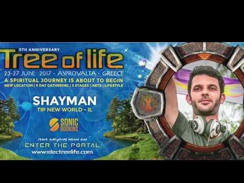 Shayman Tree of life festival (Greece)