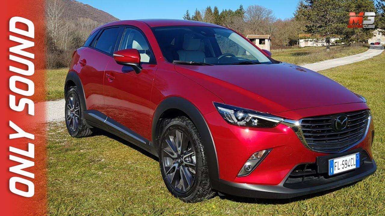 new mazda cx3 2018 first test drive only sound youtube. Black Bedroom Furniture Sets. Home Design Ideas