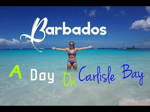 BARBADOS: Cruise Day on Carlisle Bay