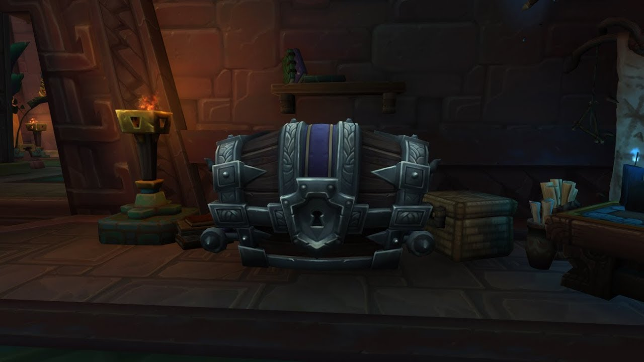 Weekly Mythic+ Chest
