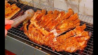 盗月社食遇记#美食店名:玫瑰红烤羊排地址:北京市北新桥三条49号.