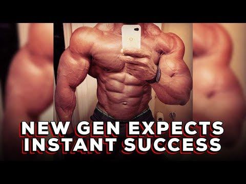 Flex Wheeler: New Generation Expects Instant Success And It's A Problem | Flex On 'Em