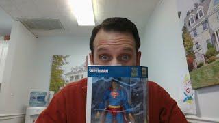 DC Collectibles DC Essentials Superman Action Figure Review