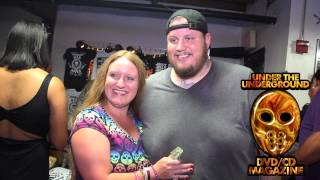 JellyRoll Signing Autographs After a Show In Clarksville TN