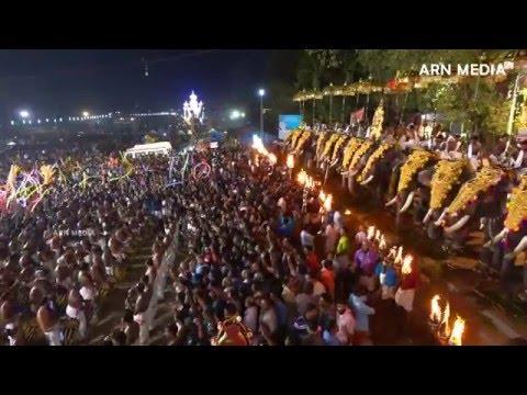 Arattupuzha Pooram 2016 Panchari Melam 4