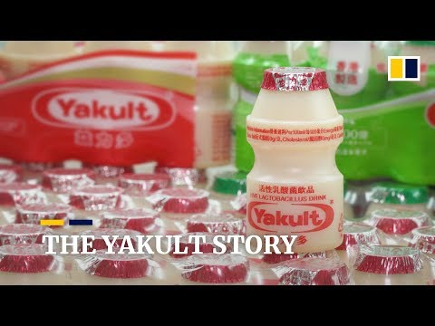 The Yakult story: Japanese health drink conquers the world with beneficial bacteria