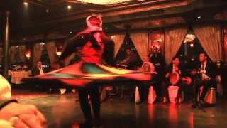 Egyptian Tanoura (Spinning) Dancer