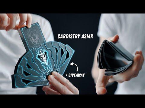 Cardistry ASMR 7: Surprisingly Soothing Card-Shuffling