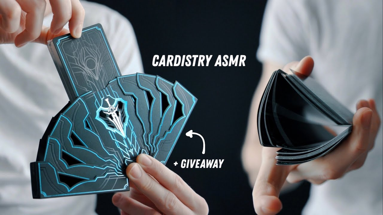 Download Cardistry ASMR 7: Surprisingly Soothing Card-Shuffling