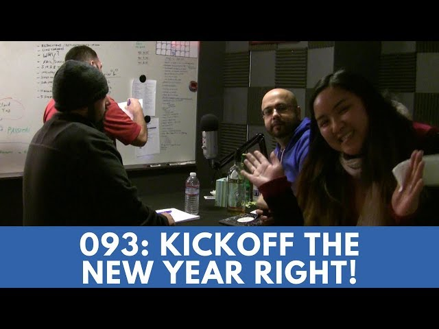 GYST (Get Your Sh*t Together) Podcast Episode: 093- Kickoff The New Year Right