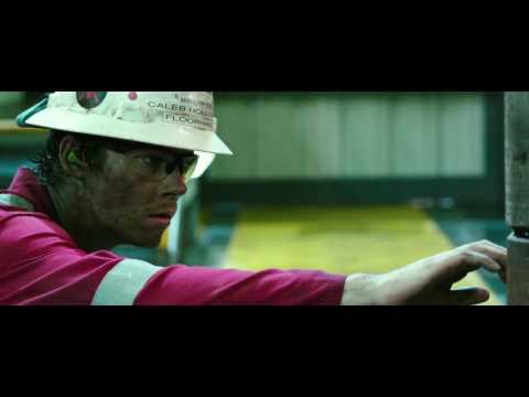 EXCLUSIVE CLIP : Dylan O'Brien in new movie, Deepwater Horizon