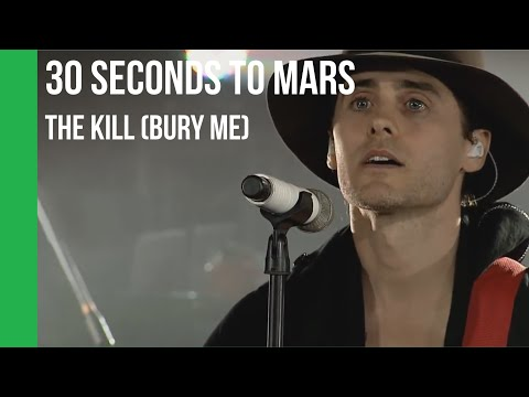 30 Seconds To Mars - The Kill acoustic  sub Español +