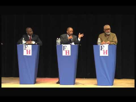 Haiti Decision 2015 FOH Debate seg 3