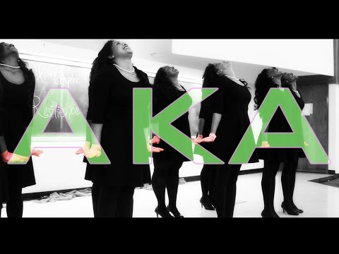 AKA Fall 2014 Probate (University of Texas)
