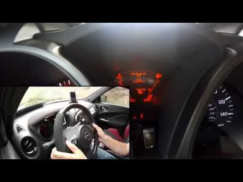 2015 Nissan Juke NISMO RS AWD Torque Vectoring Demo