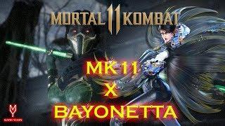 Bayonetta X Mortal Kombat 11?
