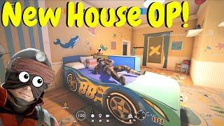 New House Trolling in Rainbow Six Siege (Steel Wave Gameplay)