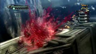 Bayonetta Demo High Score Movie[Xbox360]
