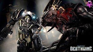 Interrogator Chaplain of the Dark Angels - 40k Lore Talk and Gameplay - Space Hulk Deathwing
