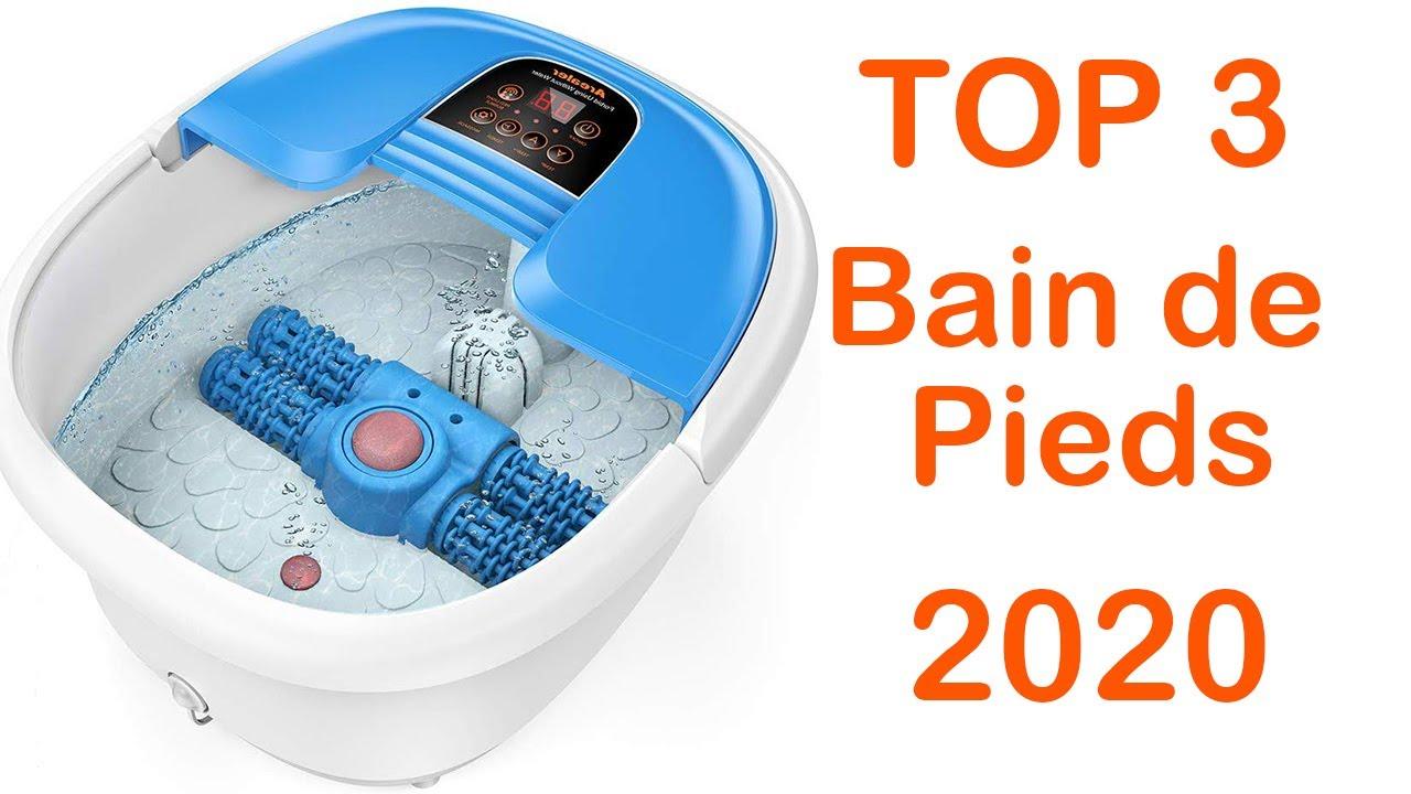 top 3 meilleur bain de pieds 2020