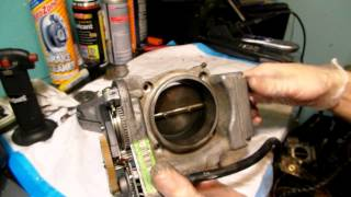 What happens when your Mercedes throttle body doesn't work properly...