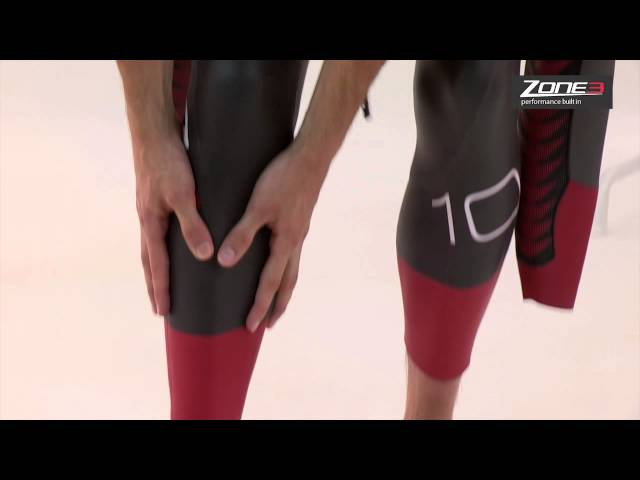 Zone3 Guide To Putting On A Wetsuit