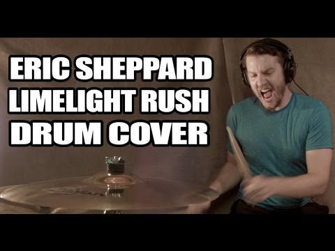 Eric Sheppard - Rush - Limelight (Cover)