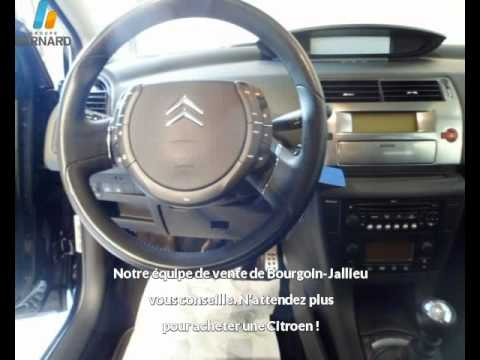 citroen c4 coupe occasion en vente bourgoin jallieu 38 par peugeot bourgoin youtube. Black Bedroom Furniture Sets. Home Design Ideas