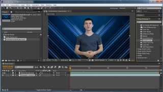 Что такое хромокей кеинг Видеокурс After Effects Keying урок 5