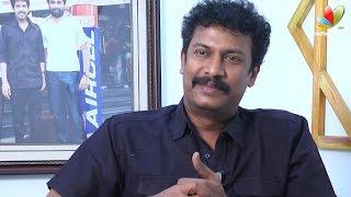 I would love to be in one frame with Vijay Sethupathi : Samuthirakani Interview | Visaranai