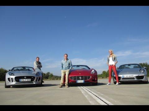 Power-Cabrios - GRIP - Folge 251 - RTL2
