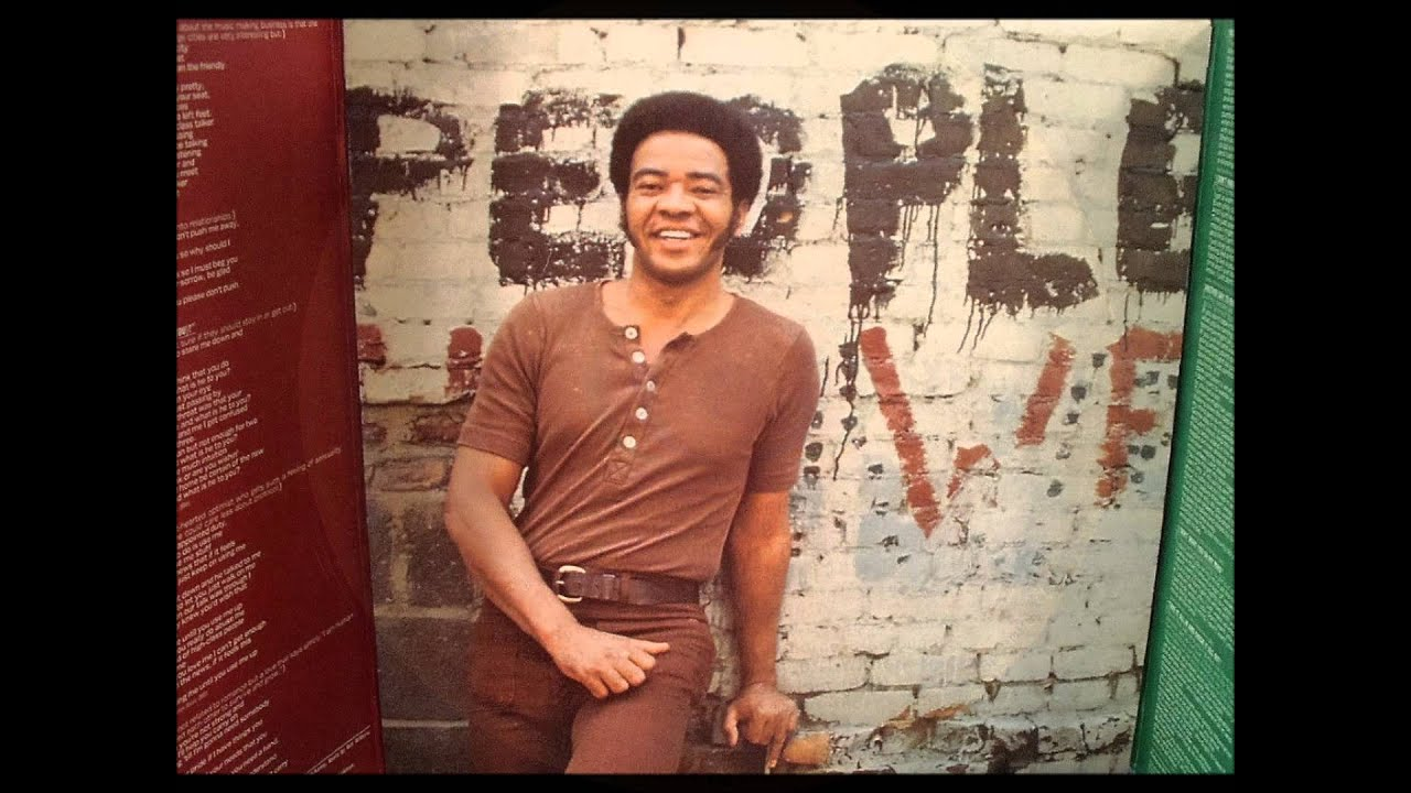 Lean On Me , Bill Withers , 1972 Vinyl - YouTube