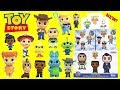 Disney TOY STORY 4 Funko Mystery Minis Unboxing with Woody, Forky, Buzz and More!