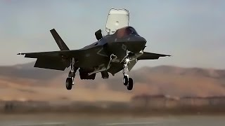 F-35B Lightning II Performs 1st Close Air Support Role