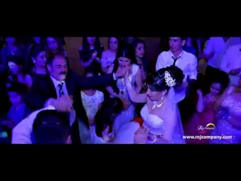 Farid & Amira - Kurdish Wedding - Xalil & Sevo Derbas - By Roj Company Germany