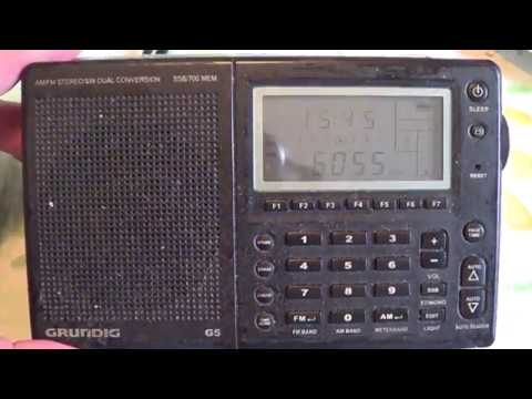 Top Ten Shortwave Receivers I Own My Personal Favorite Grundig G5 LW AM FM SW Portable Receiver With