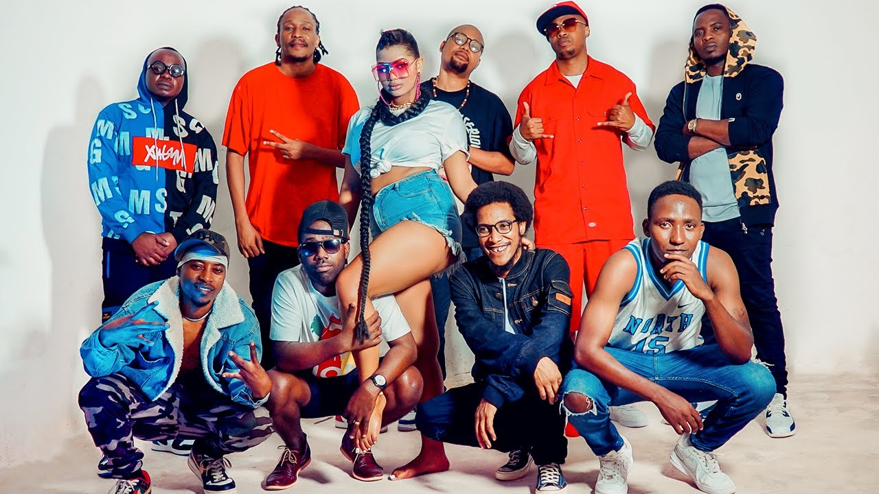 Download Kikosi kazi ft Kita The Pro - MISS 2020