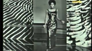 Dionne Warwick - A House Is Not Home Live 1964